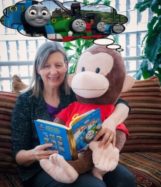 Cindy Lunte Curious George
