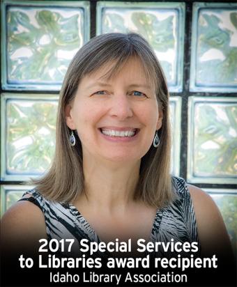 IdahoPTV Education Specialist Cindy Lunte