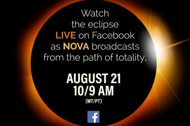 NOVA Facebook Live