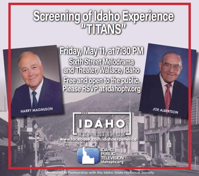 Titans screening