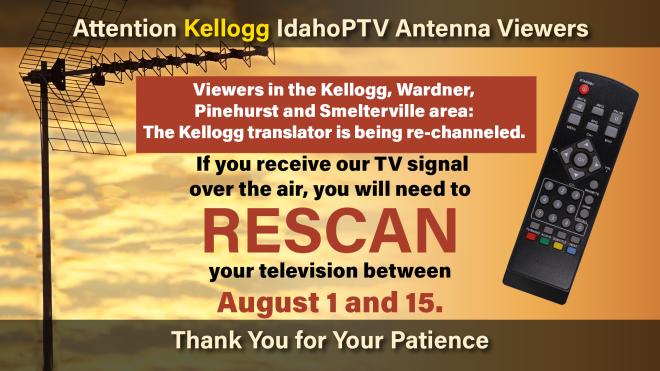 Rescan - Kellogg