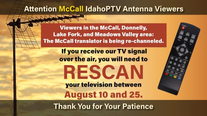 Rescan - McCall