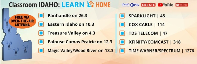 ClassroomID statewide channels